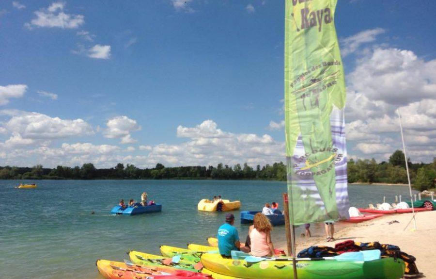 Domaine du Lac de Chour à Franxault