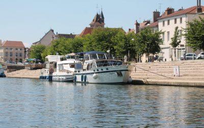 Quais de Saint-Jean-de-Losne
