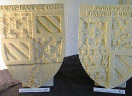 Les créations de Bruno Saint Yves sont présentes à l'Artisanerie de la Saône à Seurre