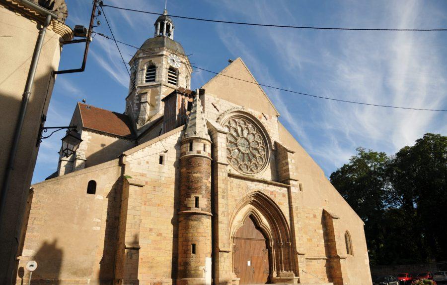 Eglise Saint-Martin à Seurre