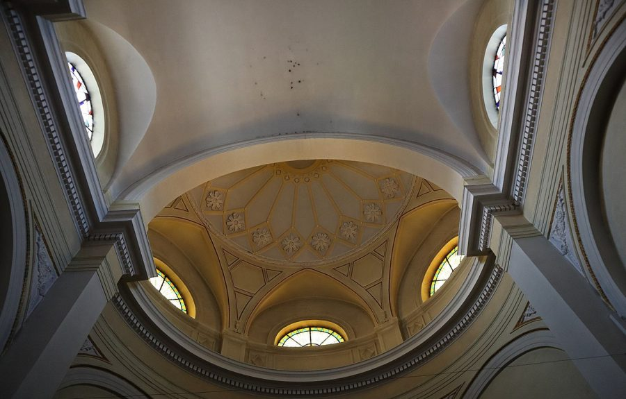 Église Saint-Rémy à Brazey-en-Plaine