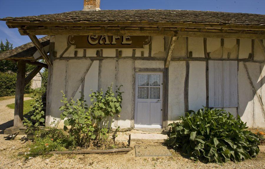Village typiquement bourguignon à Seurre