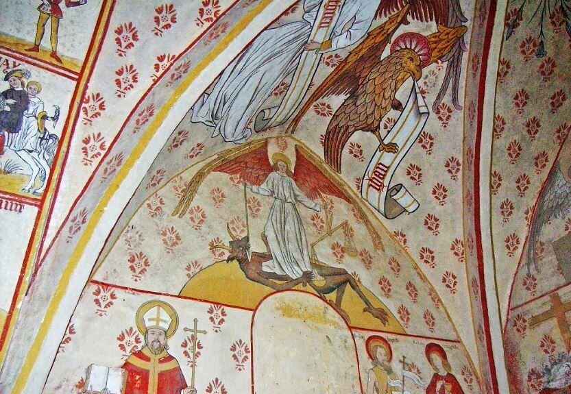 Eglise de la Nativité à Bagnot