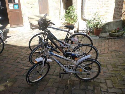 Location de vélos à Saint-Jean-de-Losne