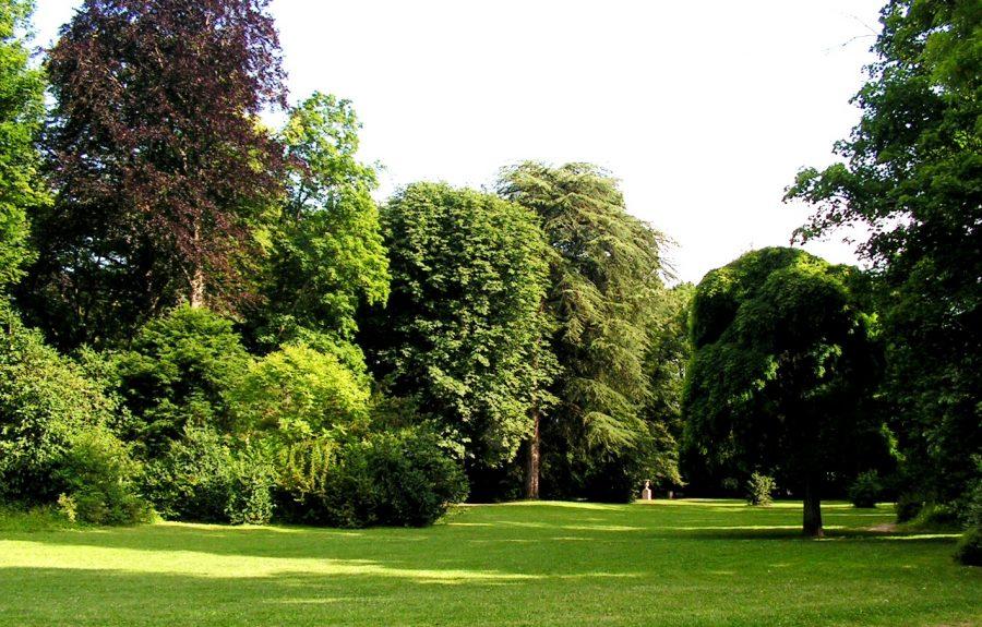 Parc Magnin à Brazey-en-Plaine