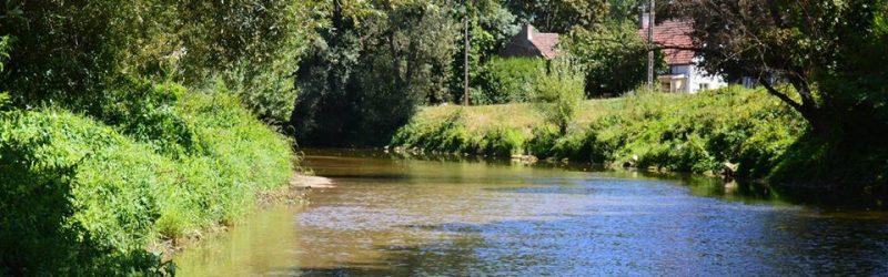 Petit parcours EcoPagayeurs au départ de Saint-Jean-de-Losne