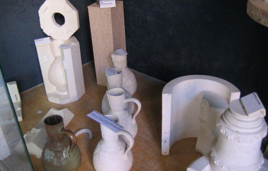 L'archéologie industrielle au premier étage du musée de la Saône et des gens de la Saône à Seurre