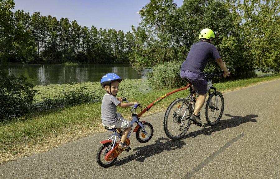 La Voie Bleue, Moselle Saône à vélo®