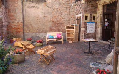 L'artisanerie de la Saône est située dans la maison Bossuet à Seurre