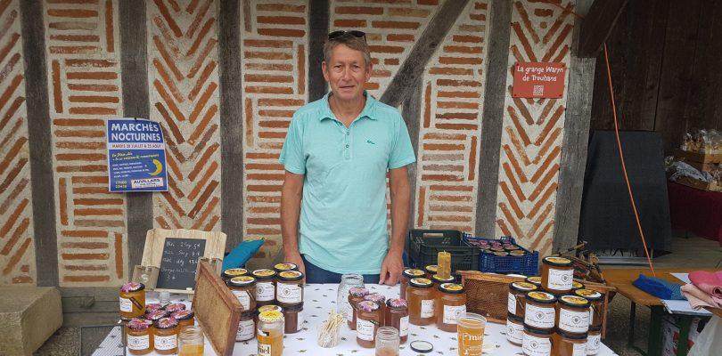 Daniel Godot, miellerie du dernier creux à Auvillars-Sur-Sa$one