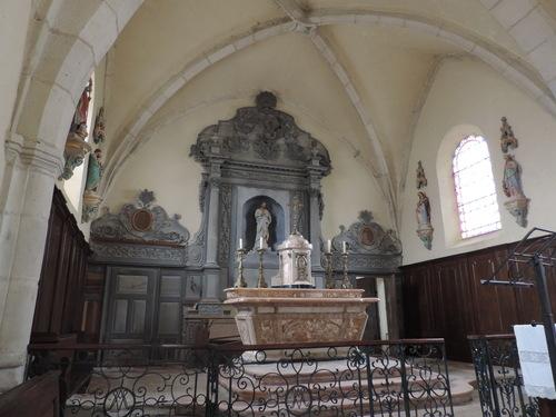 Eglise Saint-Pierre de Tichey