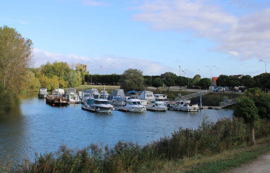 Port de plaisance de Seurre