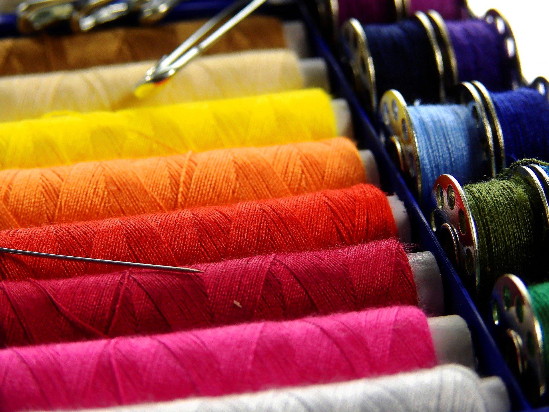 Atelier couture au musée de plein air de l'Etang Rouge à Seurre